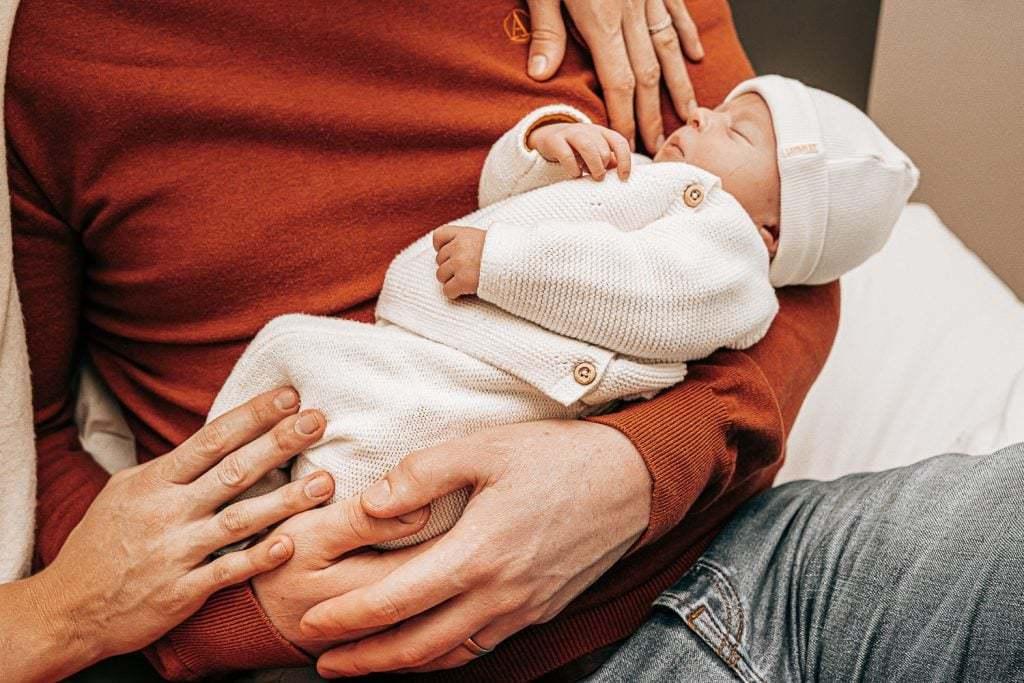 Newborn fotograaf Antwerpen