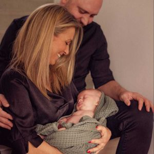newbornfotografie in Antwerpen