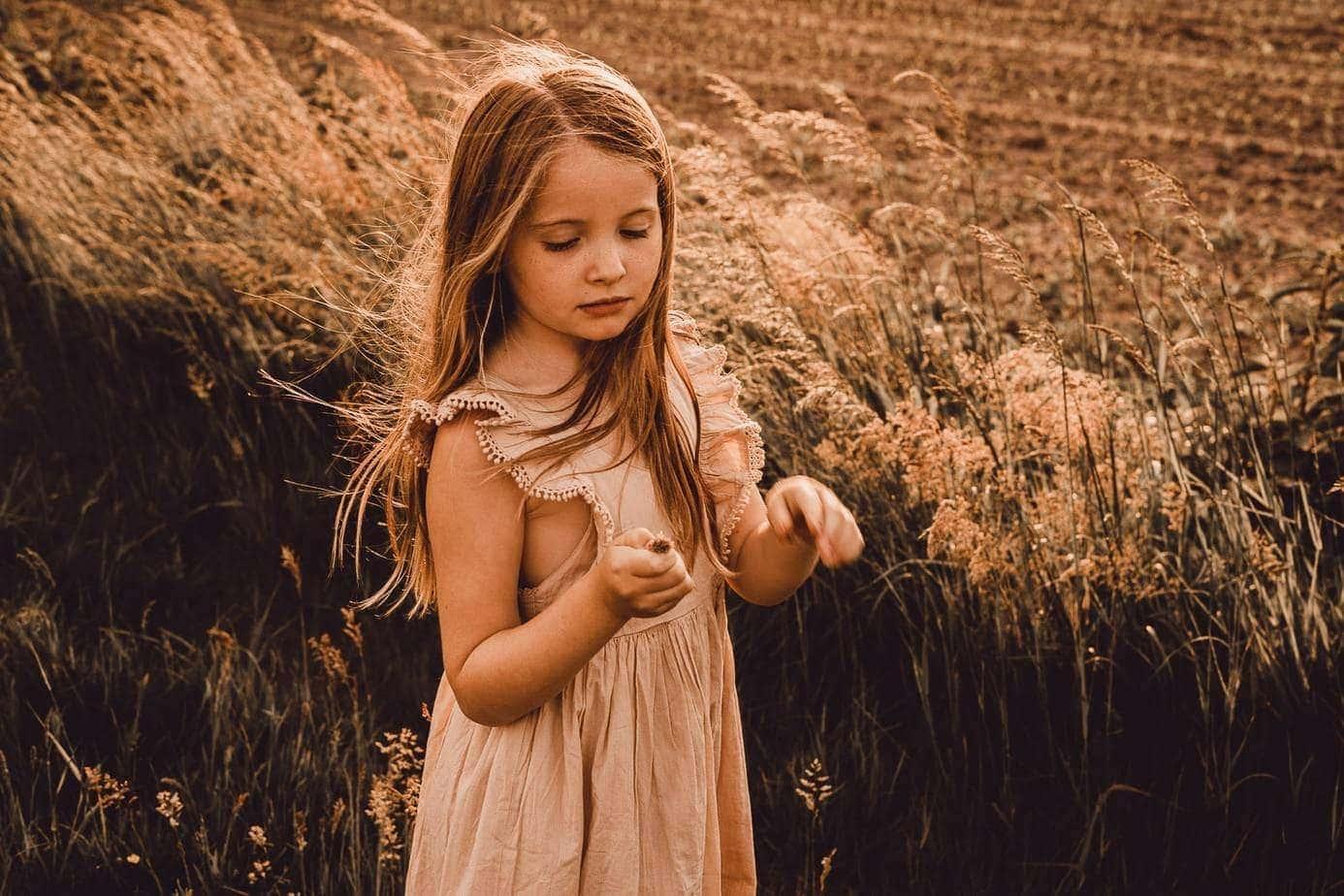 fotograaf Sophie van Beautiful Moments uit Antwerpen legde deze prachtige meid Yentl vast.