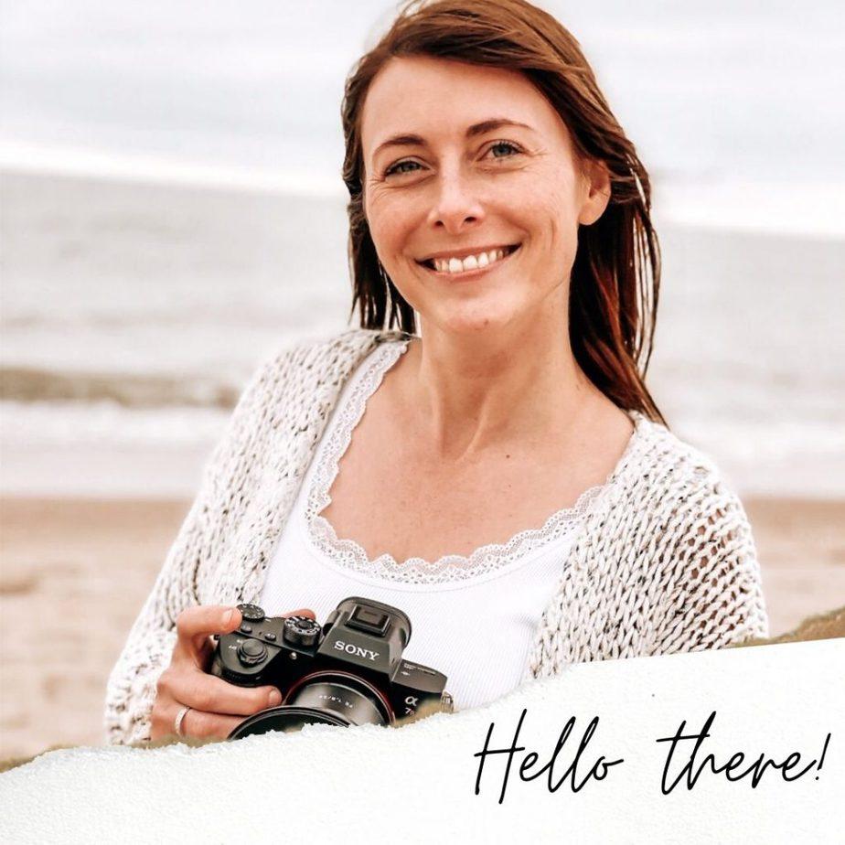 Dit ben ik, lifestyle fotograaf Sophie Adam uit de regio Antwerpen